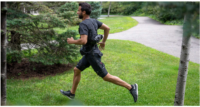 SCIENTISTS BUILT ROBO-SHORTS TO MAKE WALKING EASIER