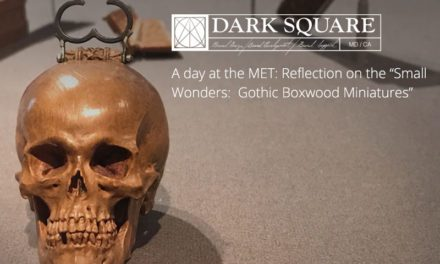 """A day at the MET: Reflection on the """"Small Wonders: Gothic Boxwood Miniatures"""" Exhibit"""