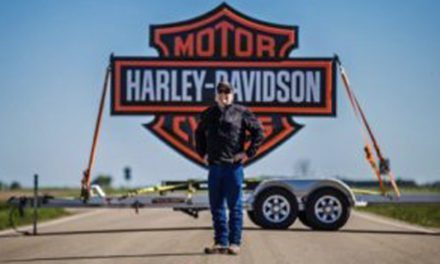 Harley-Davidson Is Taking Over a Whole Town in North Dakota