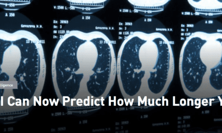 An AI Can Now Predict How Much Longer You'll Live