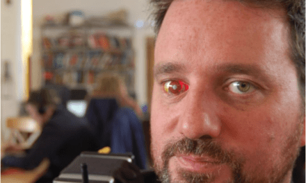 Meet the Eyeborg: The Filmmaker With a Video Camera In His Right Eye Socket