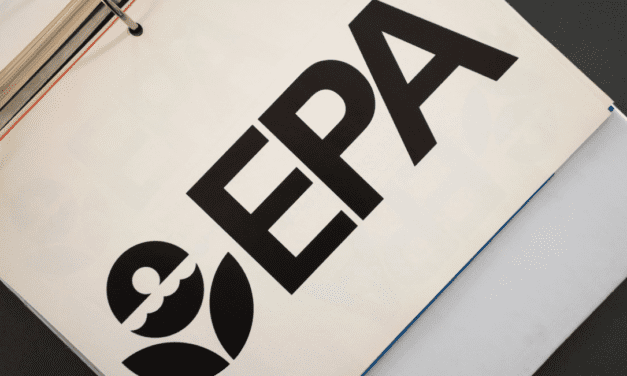 Standards Manual Imprint Teams Up with AIGA to Reissue 1977 EPA Graphic Standards System