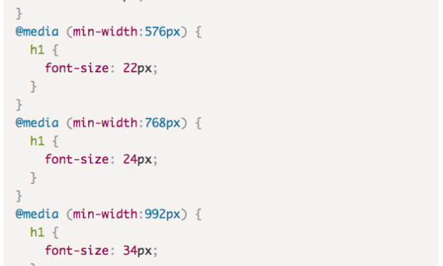 Fluid Responsive Typography With CSS Poly Fluid Sizing