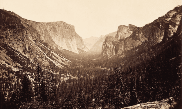 HOW A PHOTOGRAPHER PERSUADED PRESIDENT LINCOLN TO PROTECT YOSEMITE