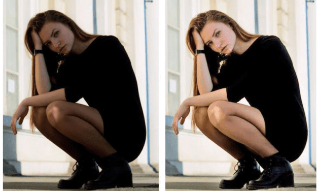PHOTOSHOP QUICK TIP: HOW TO BRIGHTEN PORTRAITS AND PRESERVE SKIN TONES IN TWO MINUTES