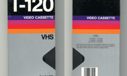 From Ignored Ubiquity to Design Classic: the Art of the Blank VHS Tape