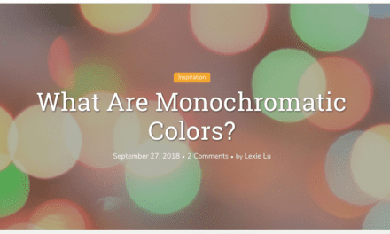 What Are Monochromatic Colors?