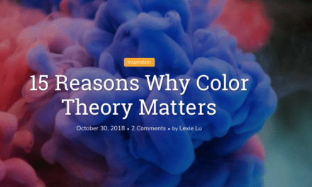 15 Reasons why color theory matters