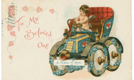A brief history of Valentine's Day cards