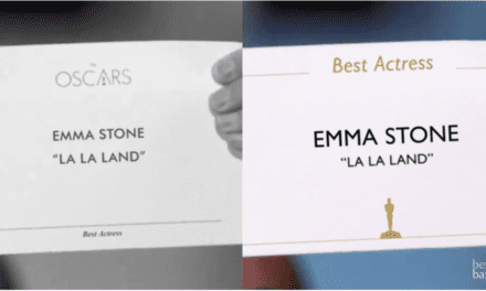 Why Typography Matters—Especially At The Oscars