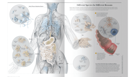 Scientific American's Senior Graphics Editor on the Power of a Good Science Illustration