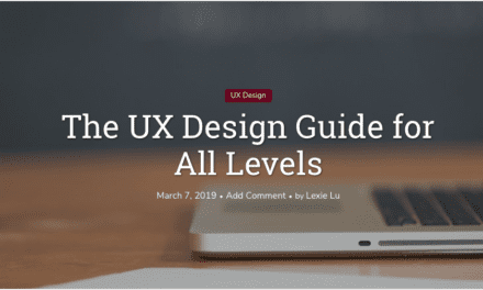 The UX Design Guide for All Levels