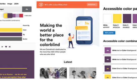 Color accessibility: tools and resources to help you design inclusive products