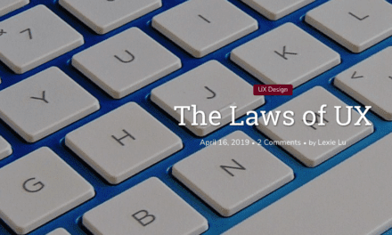 The Laws of UX