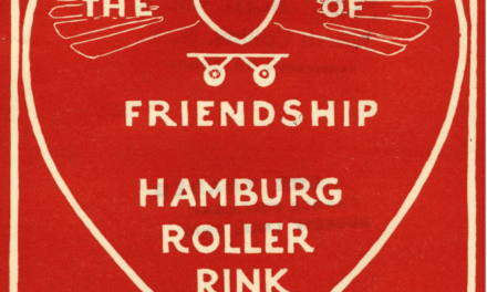When Local Roller Rinks Had Their Own Collectible Stickers