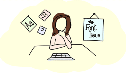 The font issue: Is your company playing by the rules?