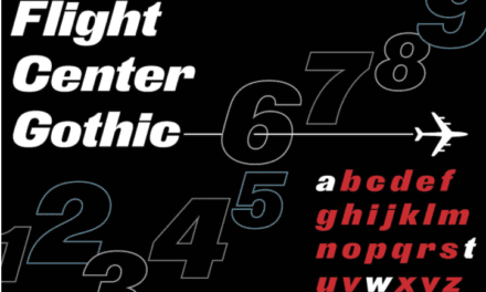 A Typeface Designed to Look Like Speed