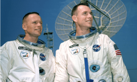 For a Brief Moment in Every NASA Mission, Astronauts Become Designers