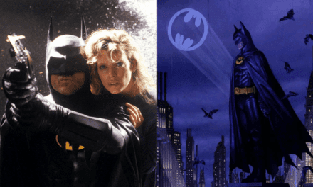 Batman 1989: Why the iconic movie logo and design work by Anton Furst still resonate