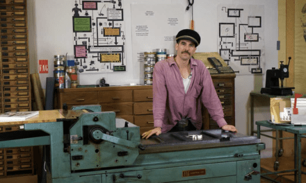 """""""Letterpress guy"""" Dafi Kühne's Hilarious and Remarkably Helpful How-to Videos"""