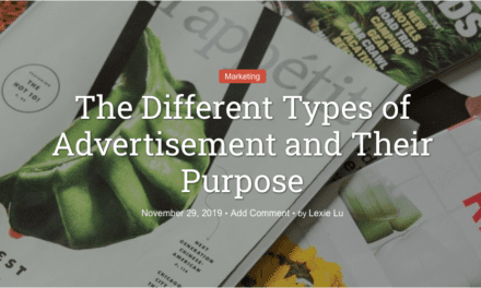 The Different Types of Advertisement and Their Purpose