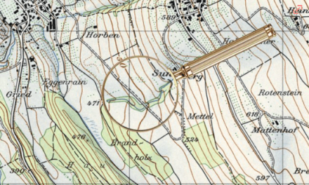 For Decades, Cartographers Have Been Hiding Covert Illustrations Inside of Switzerland's Official Maps