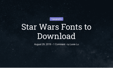 Star Wars Fonts to Download