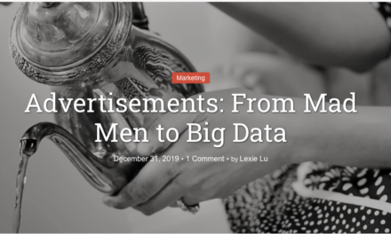 Advertisements: From Mad Men to Big Data