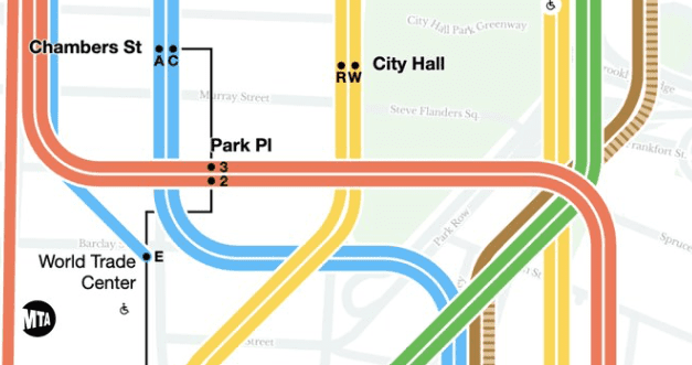 New York subway map is now animated, and it's ridiculously cool