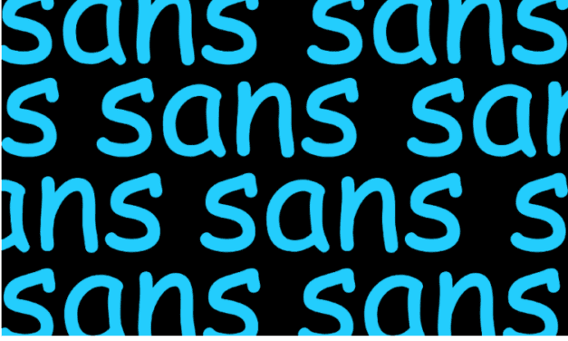 The ugly history of Comic Sans