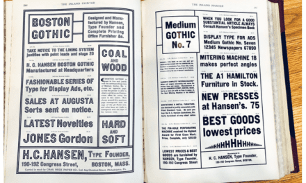 When Design Was An Offshoot Of Printing