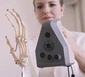 3D printing human bones, experiencing the combination of technology and art