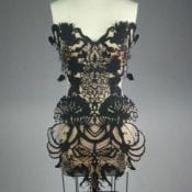 Biocouture: New Methodology Builds Clothing Through Organic Drawings, 3D Printing and Laser Cutting