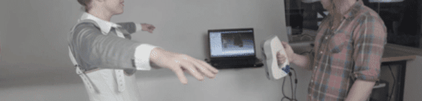 How to 3D Scan Body Parts for Prosthetic or Any Use