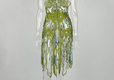 2017-Amy-Karle-Internal-Collection-green-silk-dress-based-on-ligaments-and-tendons05