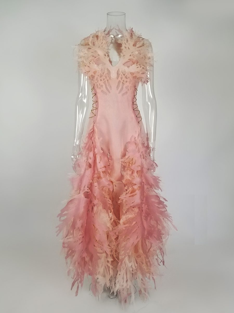 2017-Amy-Karle-Internal-Collection-light-pink-silk-gown-based-on-cardiovascular-system-07