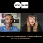 Artist and Scientist in Dialogue