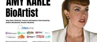 ideaXme   Amy Karle Interview: exponential technology and ethics series