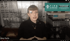 TIPE Women in 3D Printing Podcast Series (video)